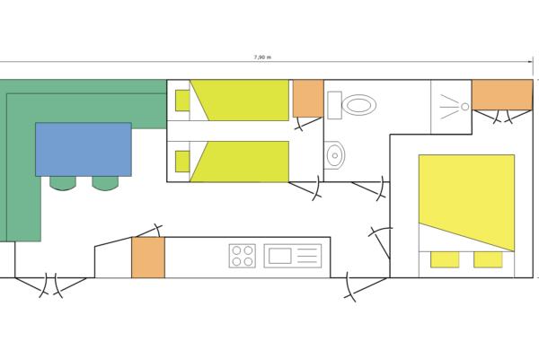 Plan MH23m2
